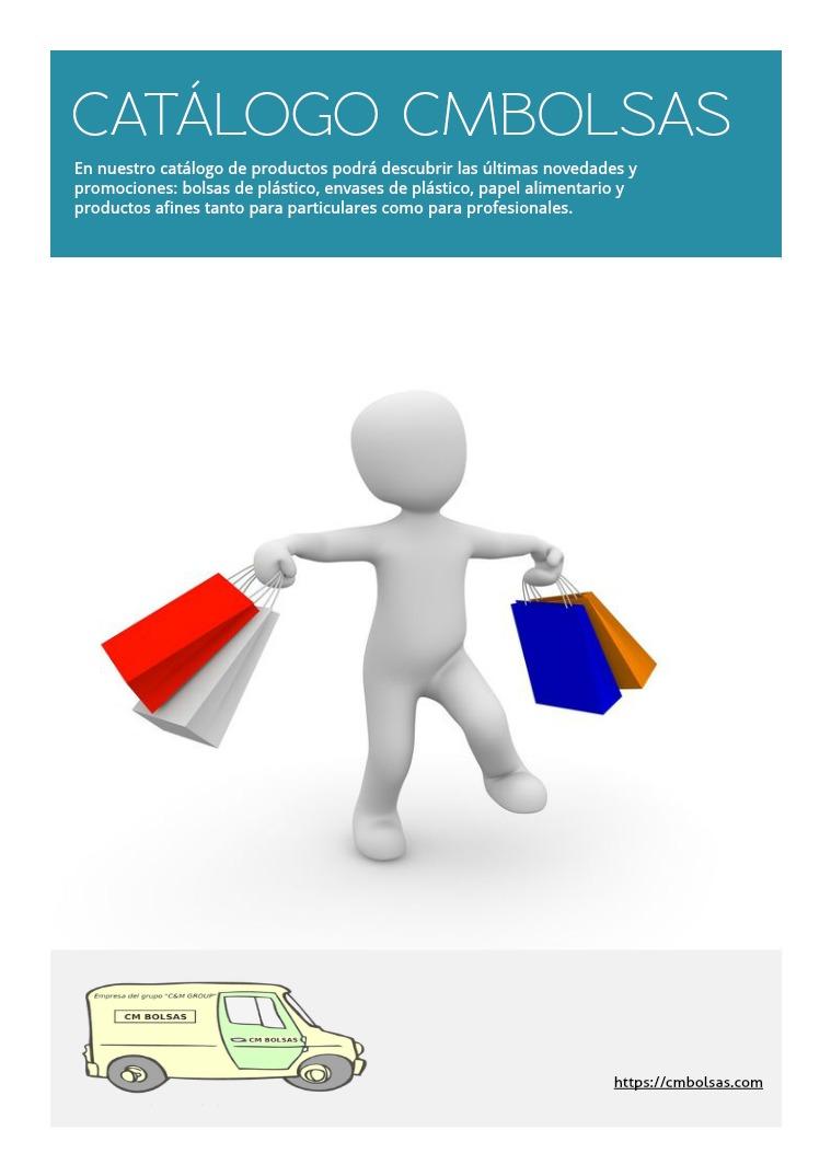 Catálogo CM Bolsas Productos de cmbolsas.com