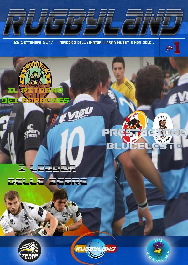 Rugbyland #1