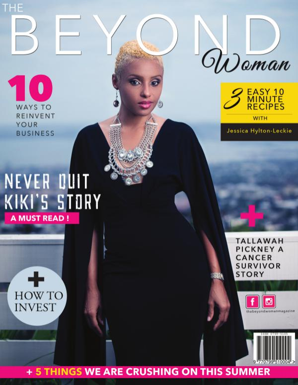 TheBeyondWoman Magazine Issue #1