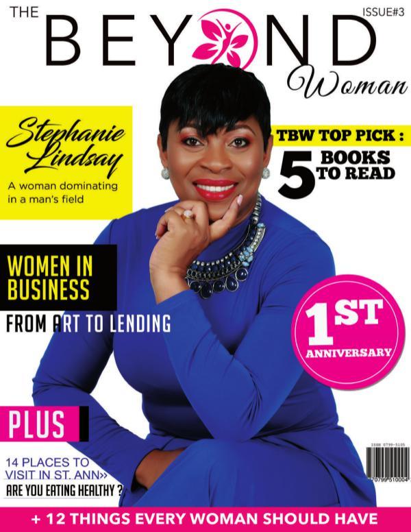 TheBeyondWoman Magazine Issue #3