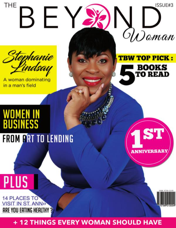 TheBeyondWoman Magazine Issue #3