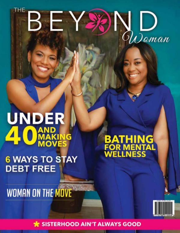 TheBeyondWoman Magazine 5th Issue