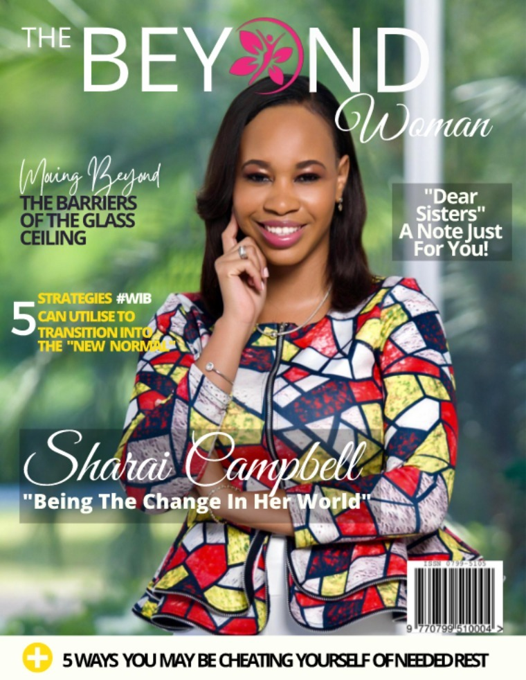TheBeyondWoman Magazine Issue #7