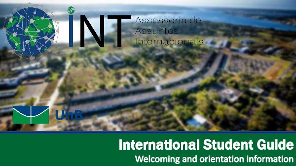 International Student Guide Student guide