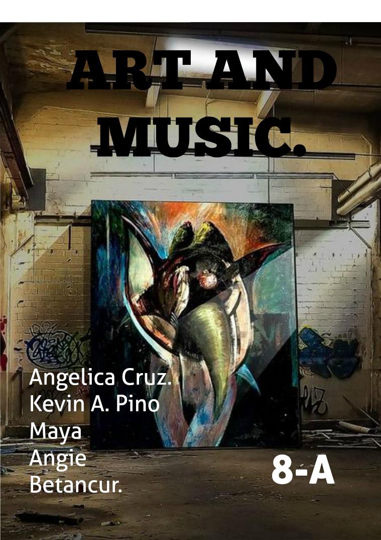 arte y musica arte y musica