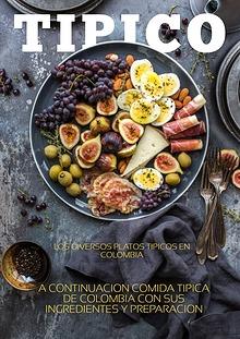 gastronomía de Colombia