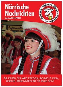 Närrische Nachrichten 2016/17
