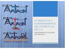 AT SERVICIOS Y MANTENIMIENTOS DEL NORESTE SA DE CV