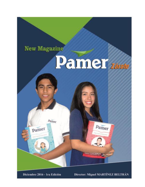 Revista informativa del Colegio Pamer Revista Pamer