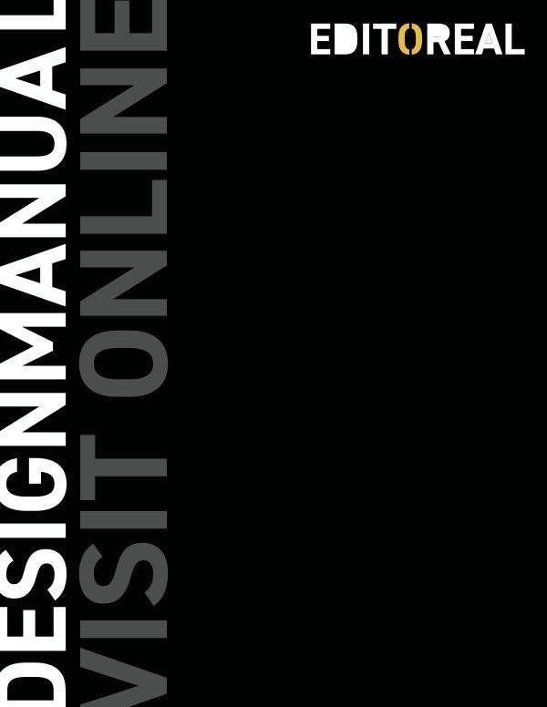 Editorial Designmanual designmanual_editoreal