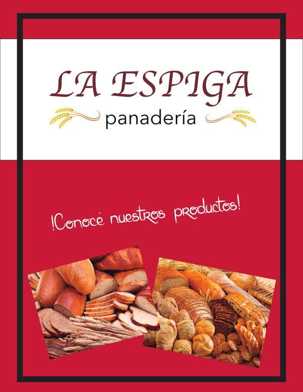 Catálogo de la Panadería La Espiga CATÁLOGO LA ESPIGA