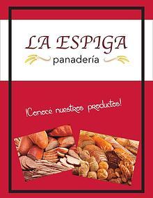 Catálogo de la Panadería La Espiga