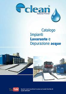 Lavaruote-Lavaggio Ruote-Wheel Washing System-Water purification