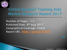 Baseball Training Aids Market Research Report