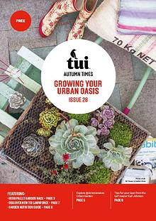 Tui Autumn Times Magazine