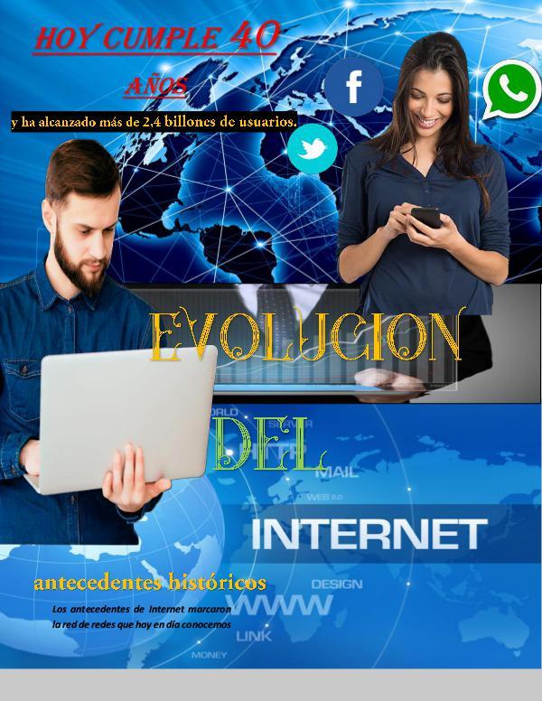 EVOLUCION DEL INTERNET finalde computo