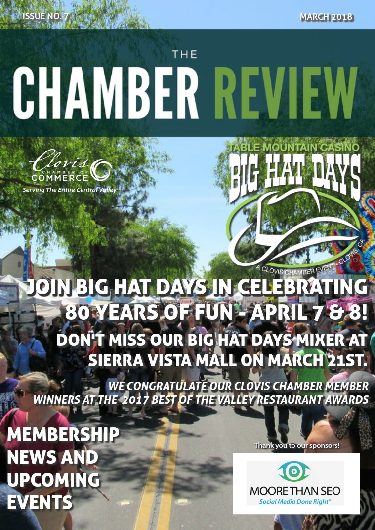 The Chamber Review March 2018