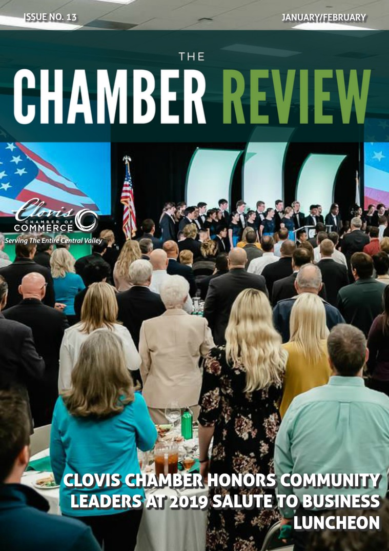 The Chamber Review January/February 2019