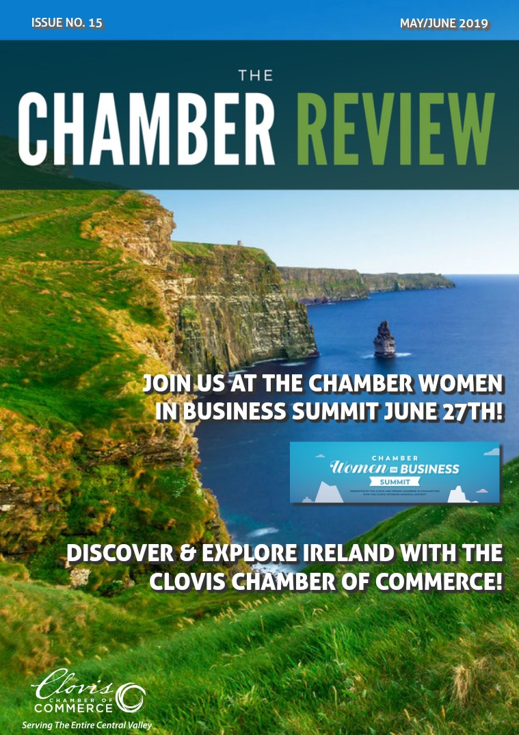 The Chamber Review May/June 2019