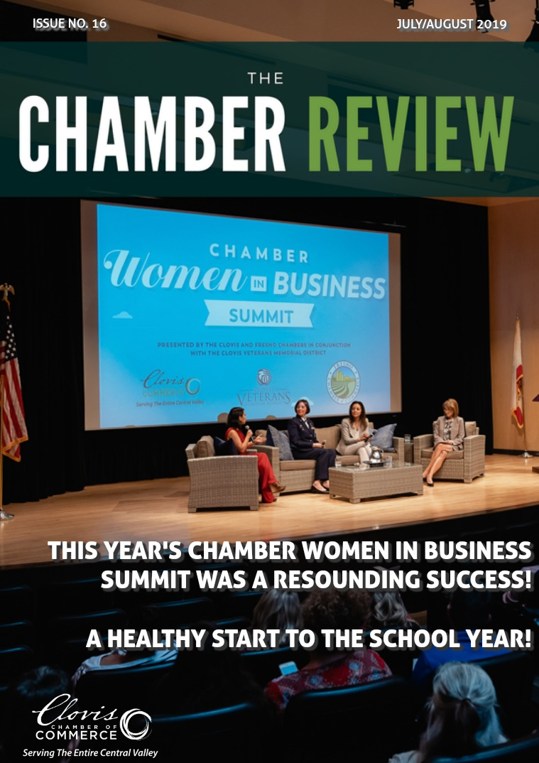 The Chamber Review July/August 2019
