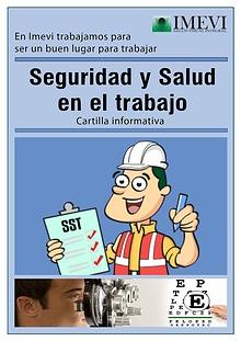 Cartilla de Seguridad y Salud en el Trabajo IMEVI