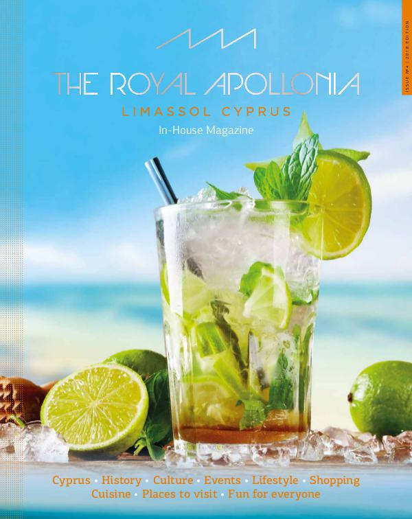 The Royal Apollonia (issue 4, 2018) The Royal Apollonia (issue 4, 2018)