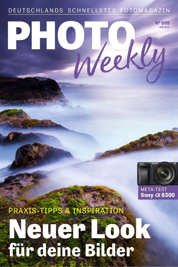 PhotoWeekly 48/2017