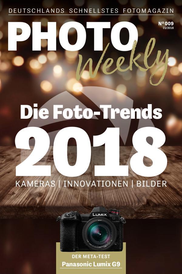 PhotoWeekly 01/2018