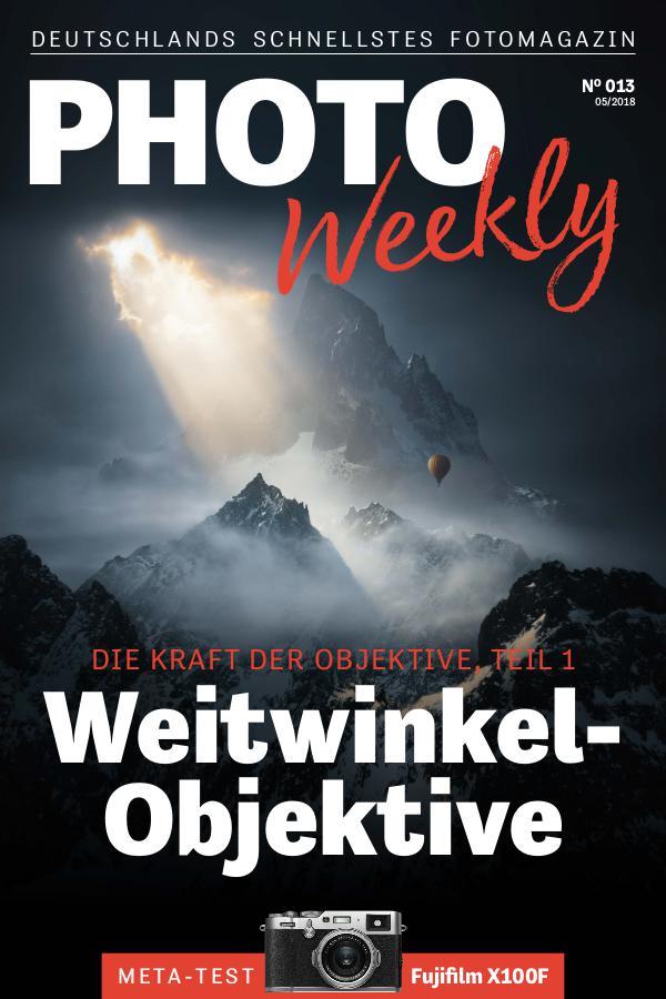 PhotoWeekly 05/2018