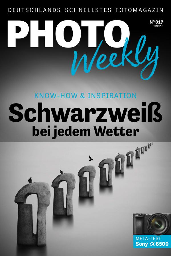 PhotoWeekly 09/2018