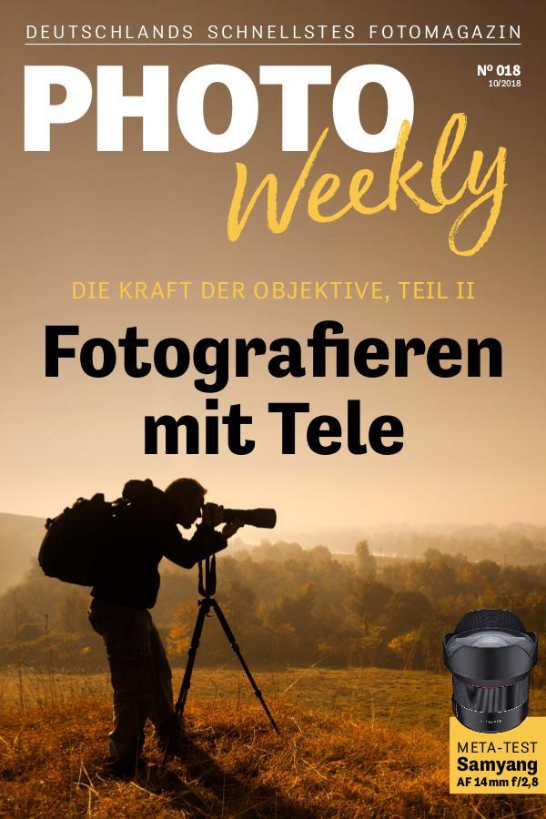 PhotoWeekly 10/2018
