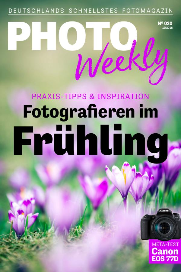 PhotoWeekly 12/2018