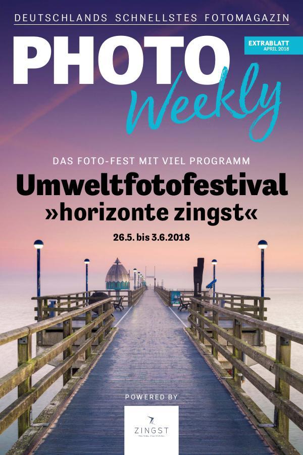 PhotoWeekly Extrablatt