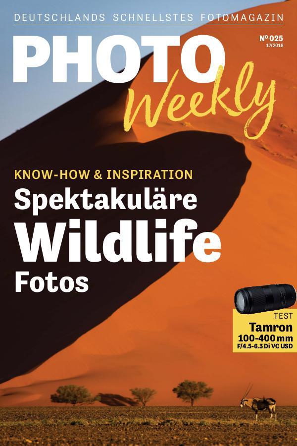 PhotoWeekly 17/2018