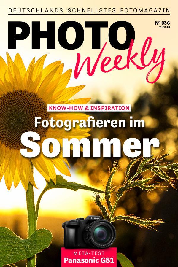 PhotoWeekly 28/2018