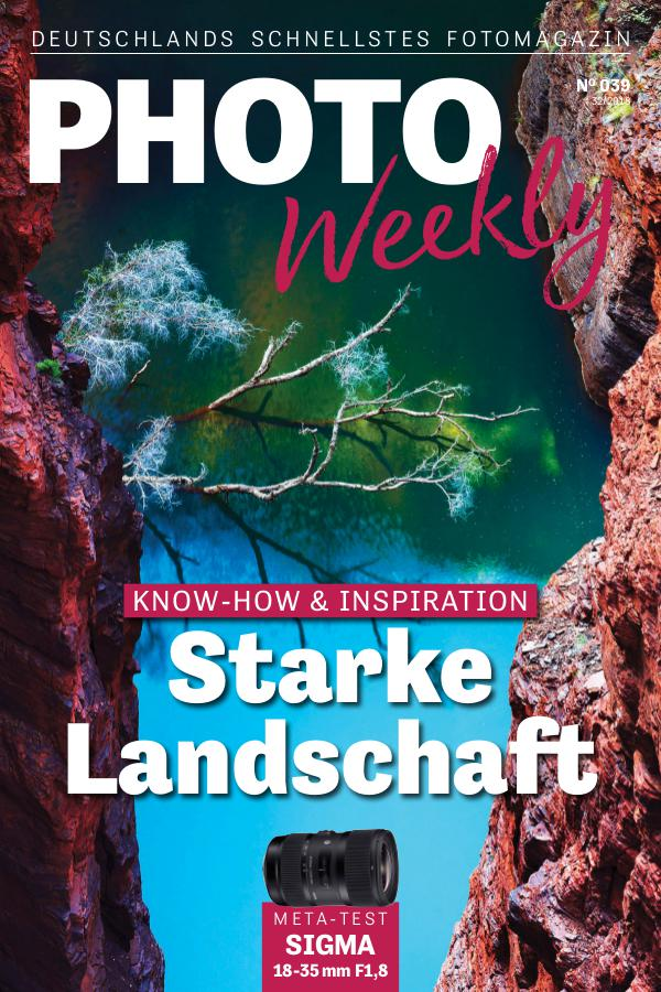 PhotoWeekly 32/2018