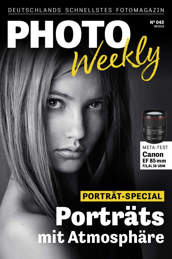 PhotoWeekly 36/2018