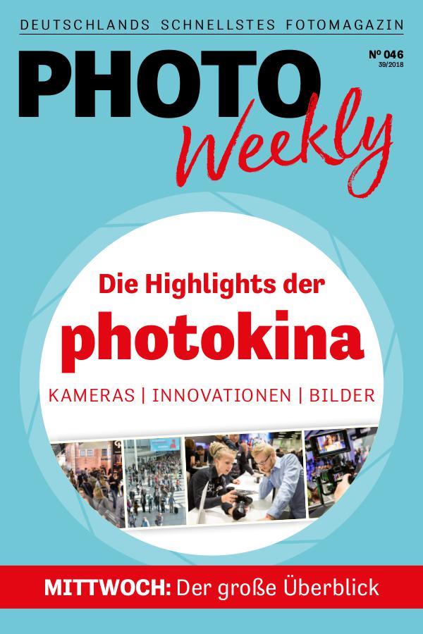 PhotoWeekly 39/2018