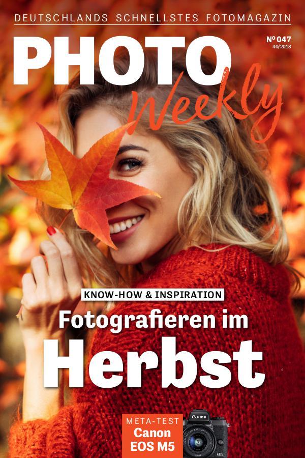 PhotoWeekly 40/2018