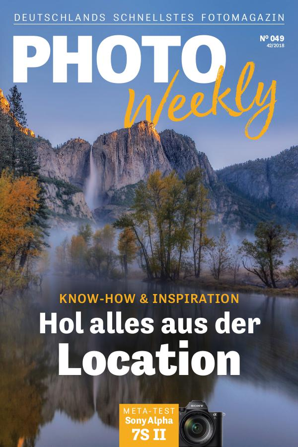 PhotoWeekly 42/2018