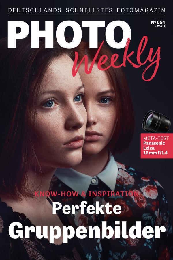 PhotoWeekly 47/2018