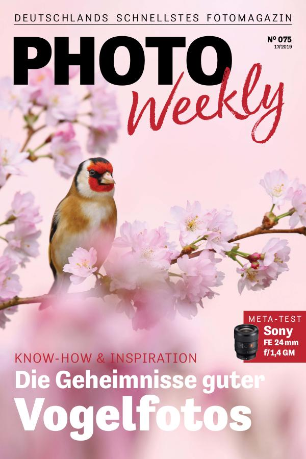PhotoWeekly 24.04.2019