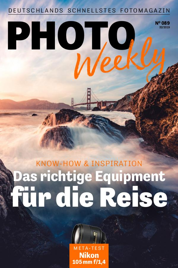 PhotoWeekly 07.08.2019