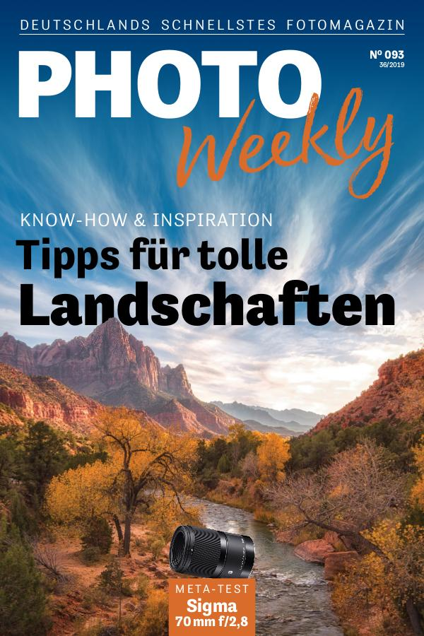 PhotoWeekly 04.09.2019