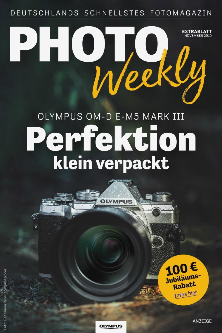 PhotoWeekly Extrablatt 09.11.2019