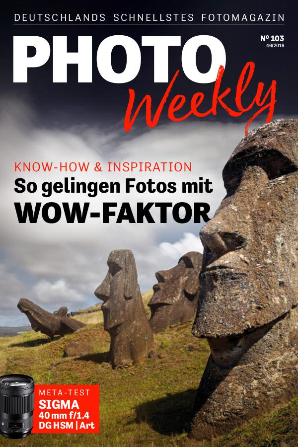 PhotoWeekly 13.11.2019