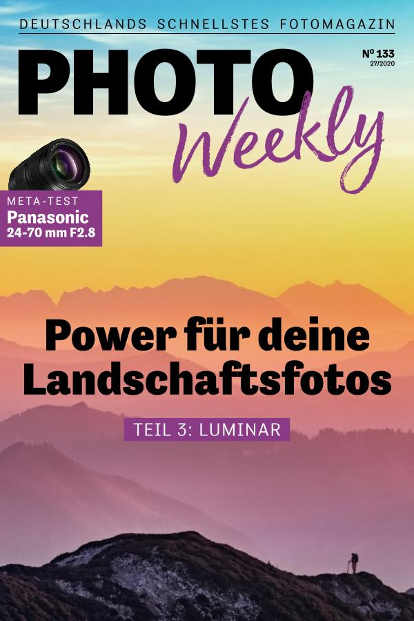PhotoWeekly 01.07.2020