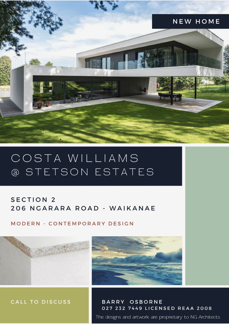 Costa Williams Section 2 New Home
