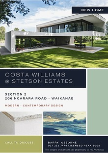 Costa Williams Section 2