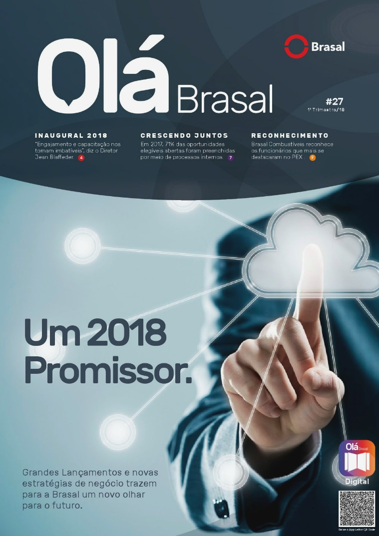 #27 - Revista Olá Brasal Versão Digital